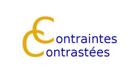 Contraintes Contrastées Logo